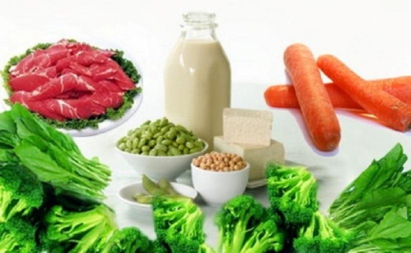 Bật mí những thực phẩm bổ máu mọi người cần bổ sung