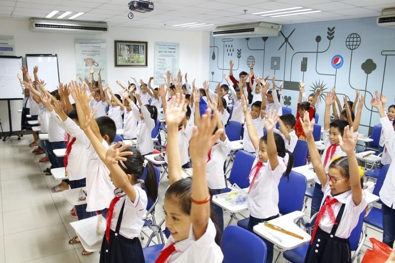 Gợi ý những trò chơi trong lớp học vui nhộn cho học sinh